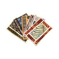 A. R. Set of 4 Multicolored Mats