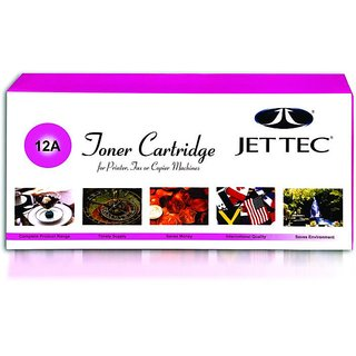 JET TEC 12A TONER CARTRIDGE