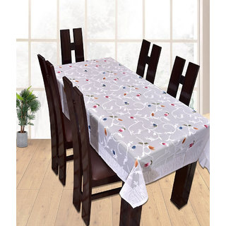 Vivek Homesaaz Designer Dining Table Cover Net Fabric 60X90 Inches
