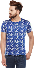Vimal-Jonney Camouflage/Military/Army Round Neck Tshirt For Men