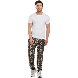 Vimal-Jonney Men's Camouflage/Military/Army Trackpant For Men