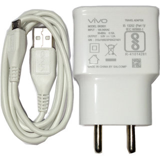 Vivo OG Charger  USB Of 2AMP  Connect All SmartPhones