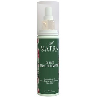 Matra Anti-Oxidant Rich Oil Free Make-up Remover Spray For Men Women 100ml Pack