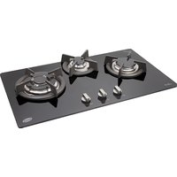 Glen GL-1073-TR Glass Built in Hob