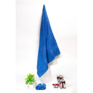 The Bath Boutique Dry Bath and Hand Towel Combo