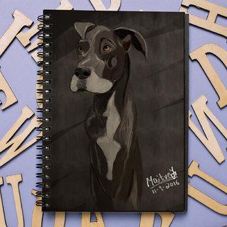Monki Sketchbook  Dog