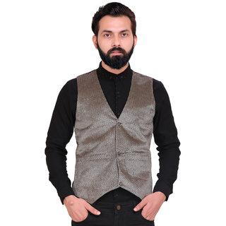 Trustedsnap Casual Stylish Waistcoat For Men's