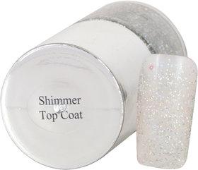 DeBelle Gel Nail Polish Shimmer Top Coat 8 ml