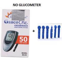 Dr. Morepen Bg03 50 Test Strips+100 Round Lancets (Gluc