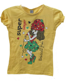 New 2018 Kid Girl T-Shirt New casual Style