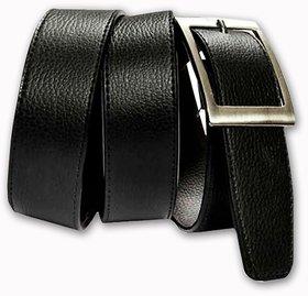 Stylish Look Black Belt For Men GS-5-49