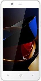 Swipe Elite 2 Plus (1GB + 8GB, 4G VoLTE, 5 inch, 5MP Camera, 2500 mAh Battery, White)