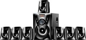 I Kall TA777 7.1 Bluetooth Home Theater System  (No Earphones)