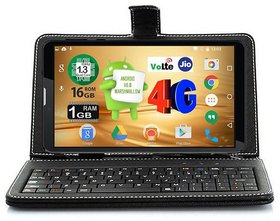IKall N5, 4G calling Tablet(7Inch,2GB, 16GB,4G Volt) with Keyboard
