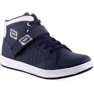 Stylos's Men Blue  White Casual Shoes