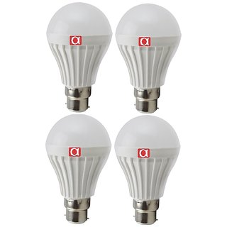 Alpha 7 Watt bulb pack of 4