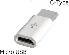 MicroUSB to C-Type-Port Converter