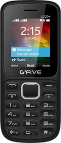 GFIVE U220+ (Dual Sim, 1.8 Inch Display, 1000 Mah Battery, FM Bluetooth)