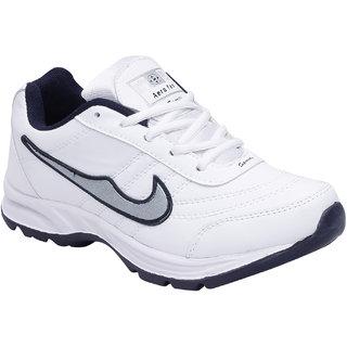 Buy Smart Wood Men'S White Sport Shoes