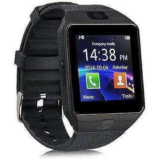 Bluetooth ch04 Wrist Watch Phone with Camera SIM Card Support silver black SmartWatch