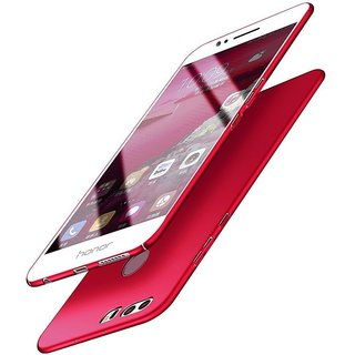 quality design 8198c 9a4c3 Huawei Honor 7X back cover red