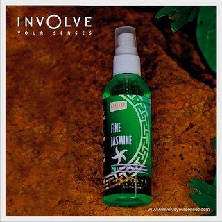 Involve Your Senses (Jasmine) Spray Air Freshener : Natural Fragrance