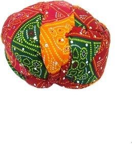 Holi Rajasthani Multicolor Pagdi. for Holi party and Holi Sammelan