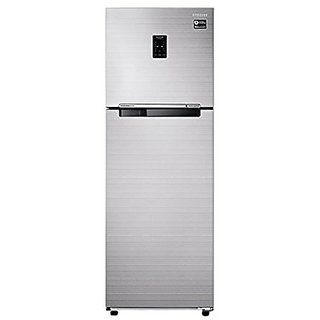 Samsung RT30K37547E Frost Free Freezer-on-Top Free-Standing Refrigerator (275 Ltrs 4 Star Rating Fair Isle)
