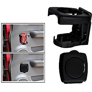 AutoRight Foldable Car Drink / Can / Glass / Bottle Holder