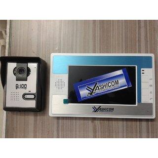 yashicom video.door phone (white)