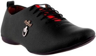 Ramzy Men's Black Lace-up Outdoors