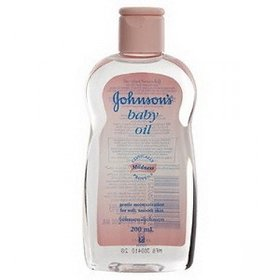 JOHNSONS BABY OIL WITH VITAMIN-E 200ML