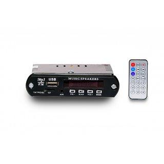 Tiktronix tick for tech Car Stereo MP3 Mini Car Stereo  (Single Din)
