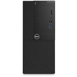 Dell Optiplex 3050MT-7th Gen. Pentium DualCore G4560/4GB DDR4 RAM /1 TB Hard Drive/DOS/3 Years Warranty
