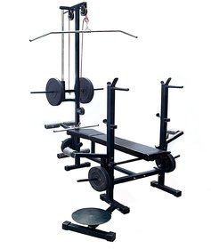 Hashtag 20 IN 1 Bench For Muscle Building Workout And H