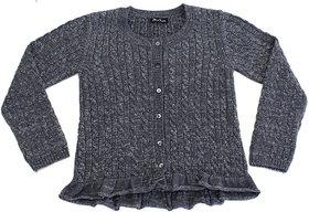 Portobello round neck Sweater For Girls