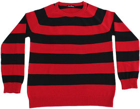 Portobello round neck Sweater For Boys