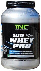 Tara Nutricare 100 Whey Pro 1Kg Vanilla Flavour