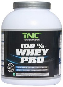 Tara Nutricare 100 Whey Pro 3Kg Vanilla Flavour