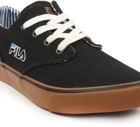 Fila Unisex Farli Walk Plus 5 Blk/Gum Lifestyle Shoes