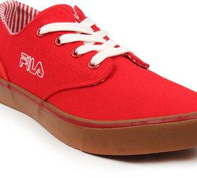 Fila Unisex Farli Walk Plus 5 Rd/Gum Lifestyle Shoes