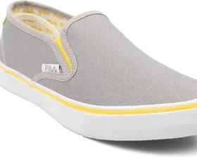 Fila Unisex Relaxer V Gry/Yel Lifestyle Shoes