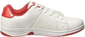 Fila Mens Hatty Ii Wht/Fla Rd Lifestyle Shoes