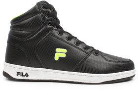 Fila Mens Brent Blk/Lim Lifestyle Shoes