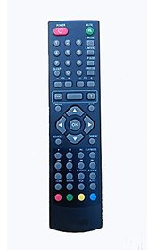 LipiWorld LCD LED TV Remote Control For Mitashi LED LCD