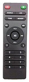 LipiWorld INTEX NEW HM Home Theater System Remote Contr