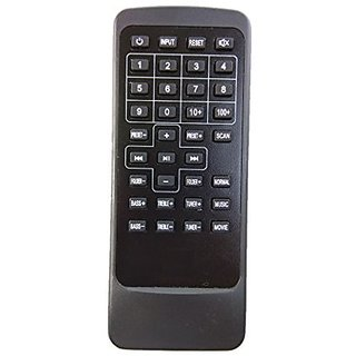 LipiWorld I Ball Home Theater System Remote Control Compatible For I Ball Home Theater