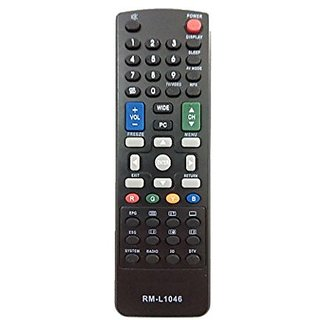 LipiWorld RM-L1046 LED LCD TV Universal Remote Control Compatible For Sharp LED LCD