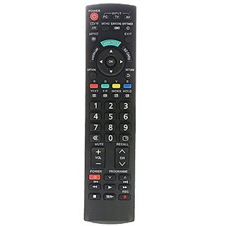 LipiWorld LED/LCD Universal Remote Control Compatible For Panasonic LED/LCD