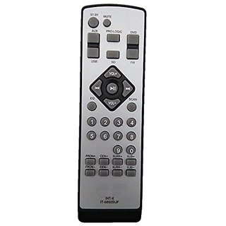LipiWorld 5850 SUF Home Theater System Remote Control Compatible For INTEX Home Theater